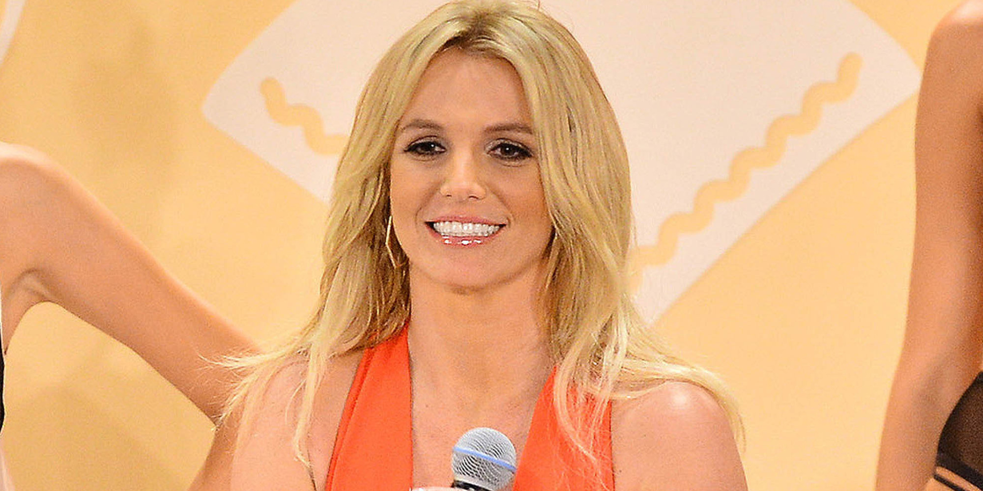 Britney Spears Short Hair 2014