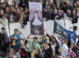 Mary Mackillop Canonized