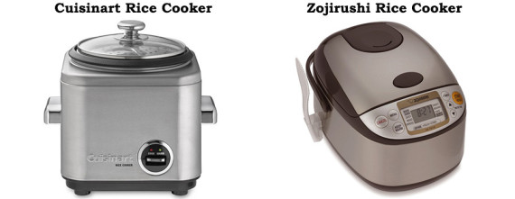 do rice cookers work on brown rice huffpost rh huffingtonpost com Zojirushi Neuro Fuzzy Rice Cooker Tiger Rice Cooker From Japan