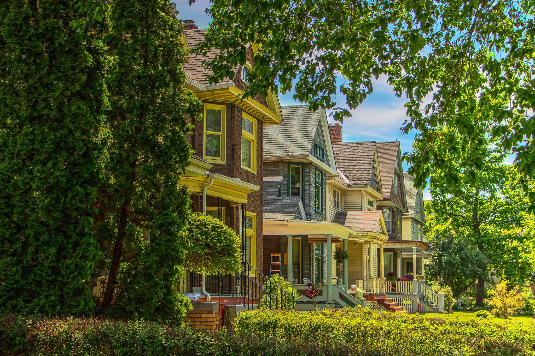 corktown historic homes