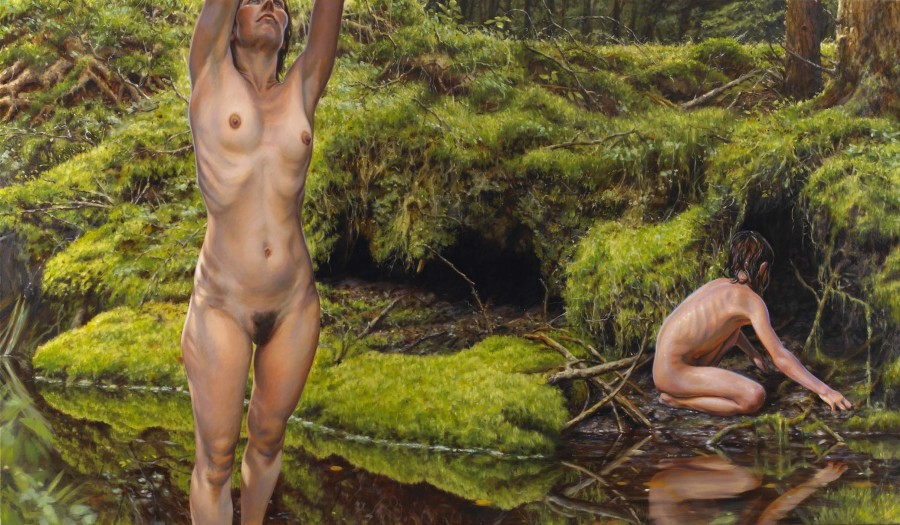 Nude Women In The Wild