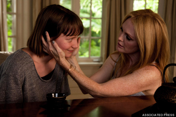 maps to the stars scene