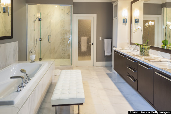 The 6 biggest bathroom trends of 2015 are what we 39 ve been for Contemporary bathrooms 2015