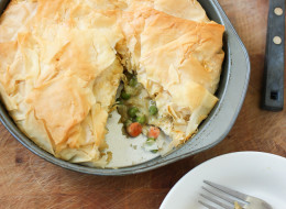 How To Eat Chicken Pot Pie When You're A Vegan