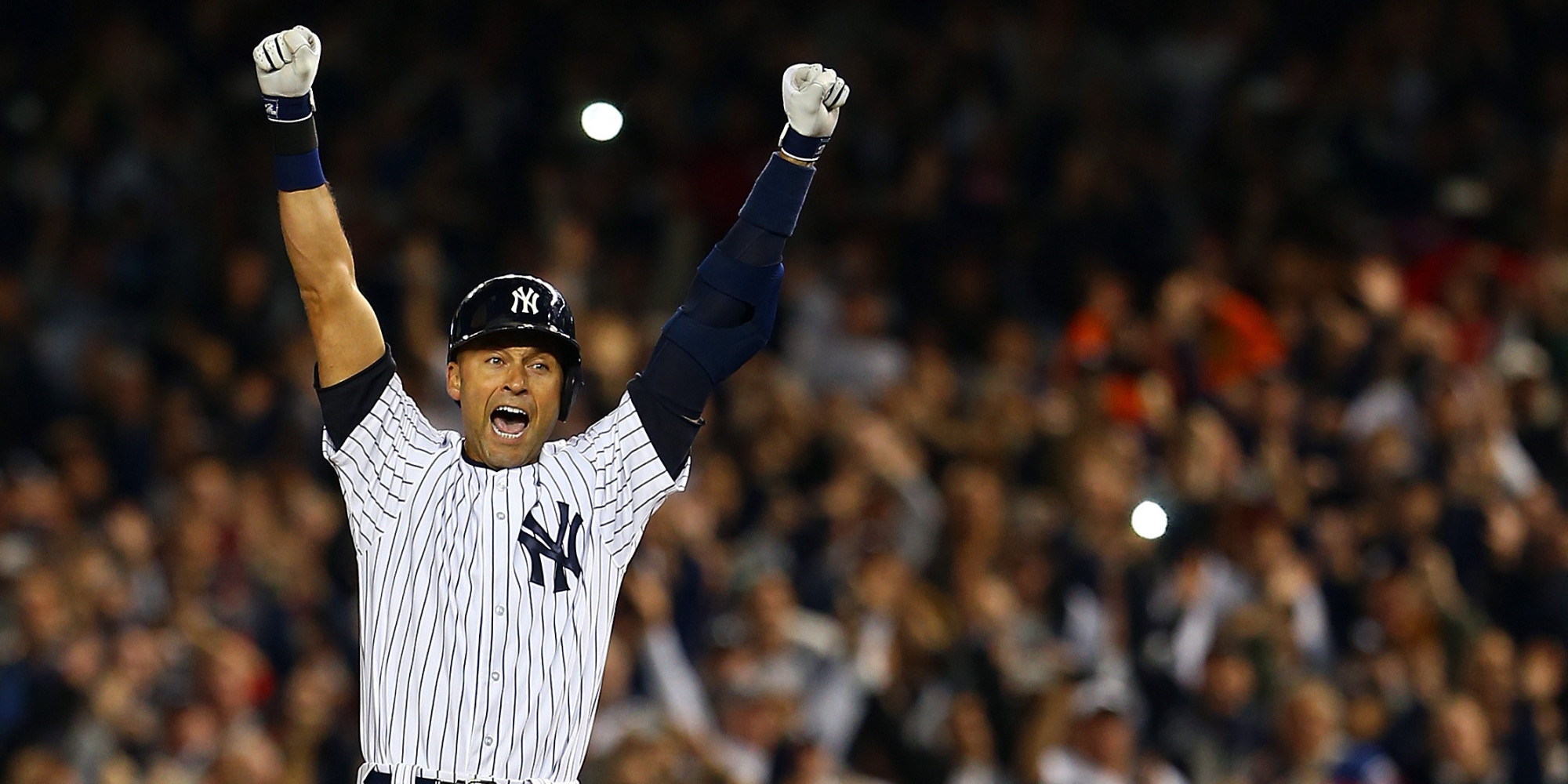 derek jeter shows once again that he knows how to seize