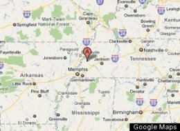 Post Office Shooting: Henning, Tennessee Sight Of Incident