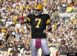 Ben Roethlisberger First Game