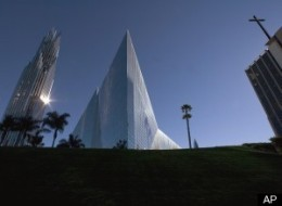 Crystal Cathedral Megachurch