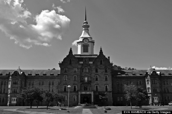 the transallegheny lunatic asylum
