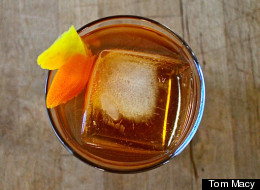 How To Make The Perfect Old-Fashioned