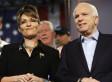 John McCain: 'I Couldn't Be More Proud' Of Sarah Palin (VIDEO)
