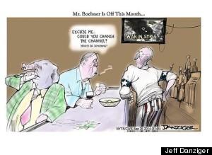BOEHNER VACATION