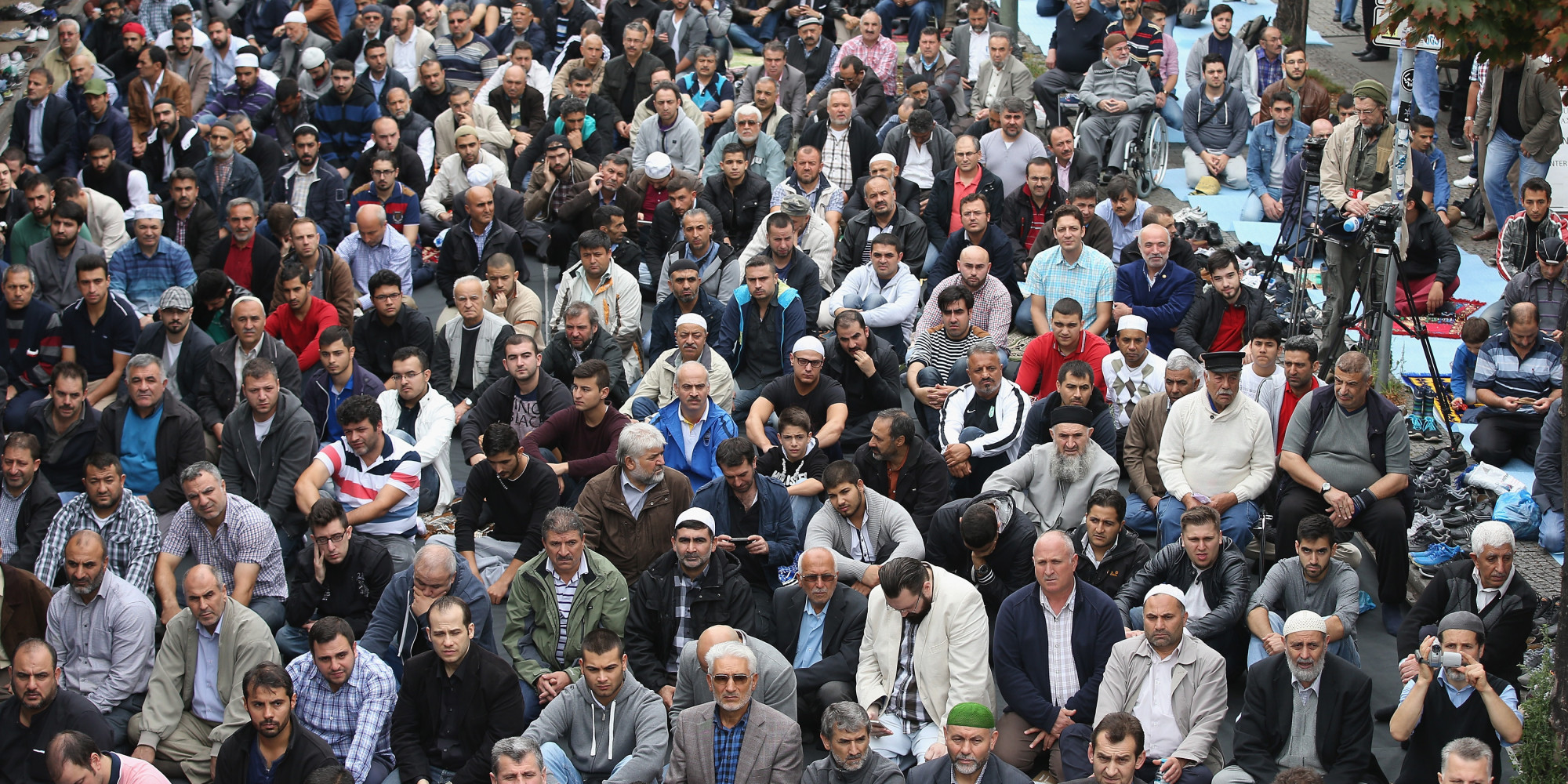 Muslims Around The World Rally Against Extremism