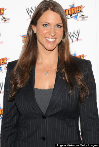 Stephanie mcmahon jerk off challenge 5