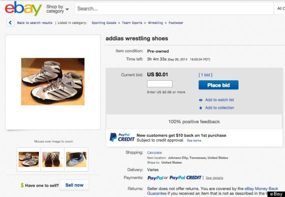 wrestlingm shoes