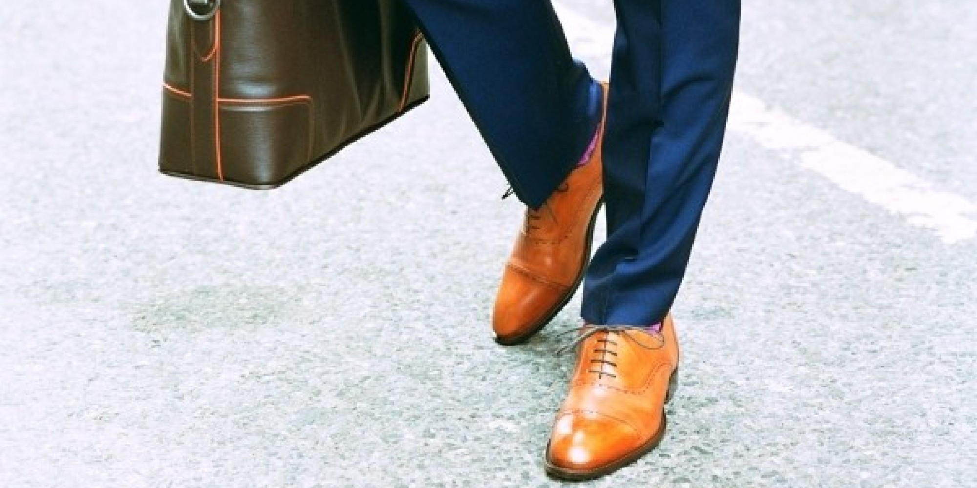 Men: When It Comes To Being Stylish, Start With Your Shoes | HuffPost