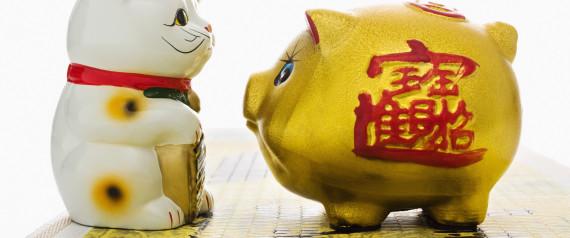 CHINESE SAVING