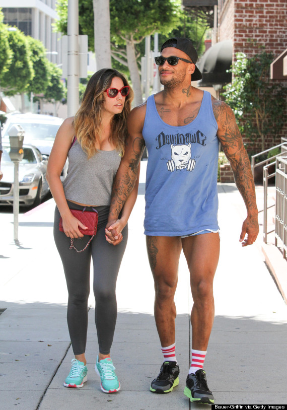 kelly brook david mcintosh