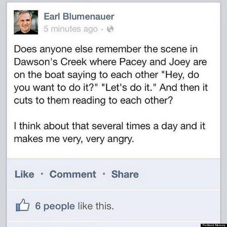 earl blumenaur