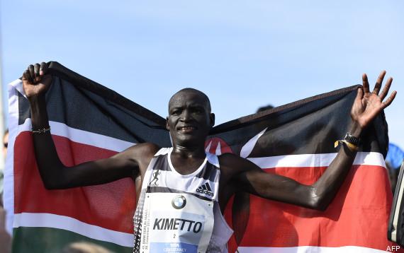 record du monde marathon