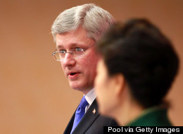 This Has Been a Good Week For Stephen Harper and Canada's Trade