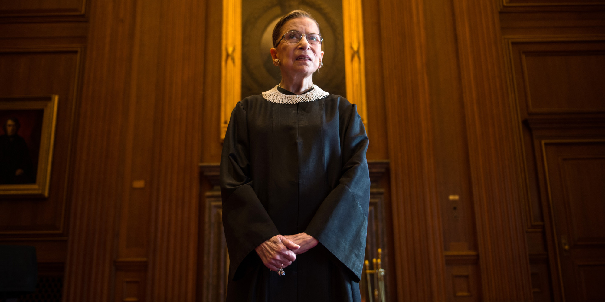 Ginsburg Singles Out The Current Supreme Court's Worst Ruling