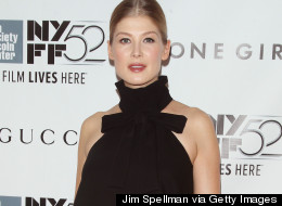 Rosamund Dishes On 'Gone Girl' Sex Scenes