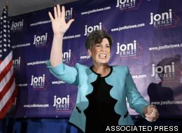 HUFFPOLLSTER: Is Joni Ernst Gaining In Iowa?