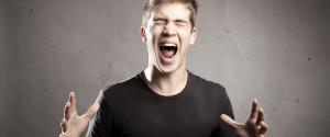 Anger Teenager