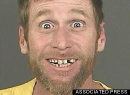 Happiest Mug Shot Ever?