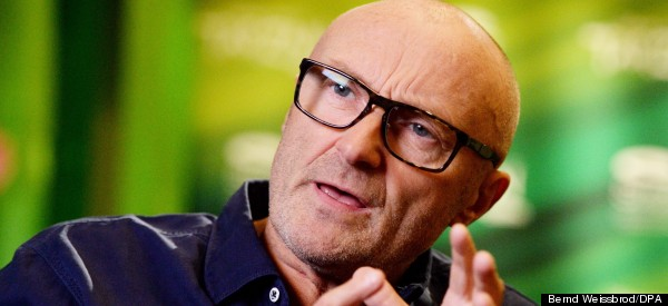 Phil Collins Reveals Booze Nearly Killed Him