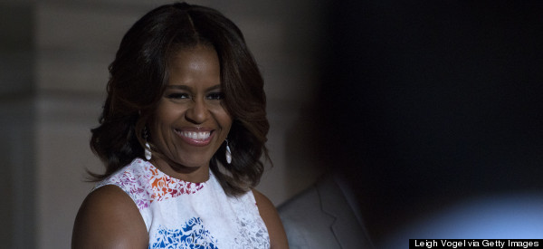 EXCLUSIVA: MICHELLE OBAMA SE CONFIESA COMO MAMÁ