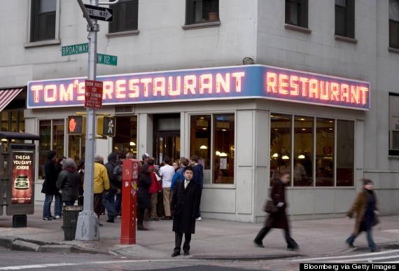 toms restaurant seinfeld