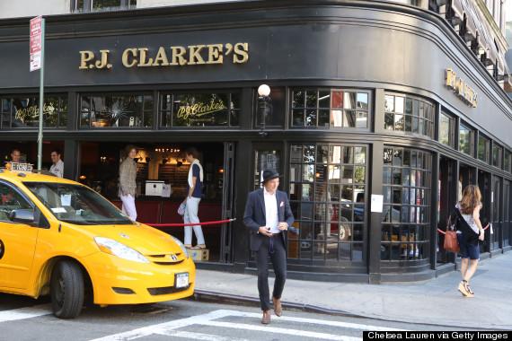 pj clarkes new york