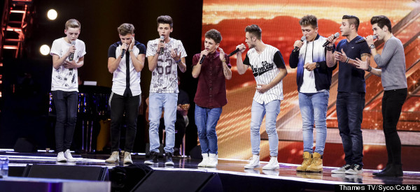 Get To Know The New Eight-Piece 'X Factor' Boyband