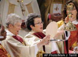 Woman Priest Ordained