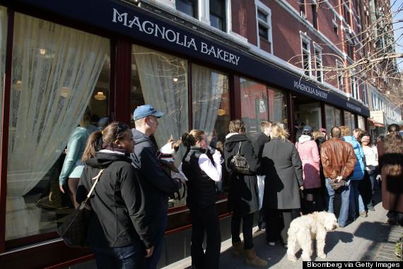 magnolia bakery west village
