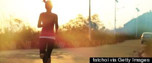 RUNNING SUNRISE