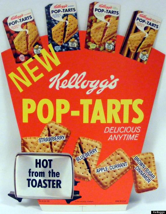 REVIEW: Kellogg's Frosted Caramel Apple Pop Tarts - Junk Banter