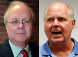 Rush Limbaugh Karl Rove