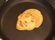 Dad Draws The Beatles With Pancake Batter