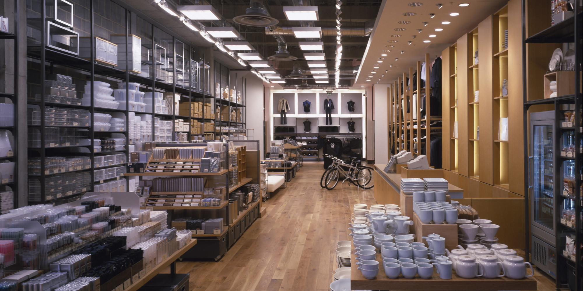 muji japanese no brand 39 retailer to set up shop across canada report. Black Bedroom Furniture Sets. Home Design Ideas