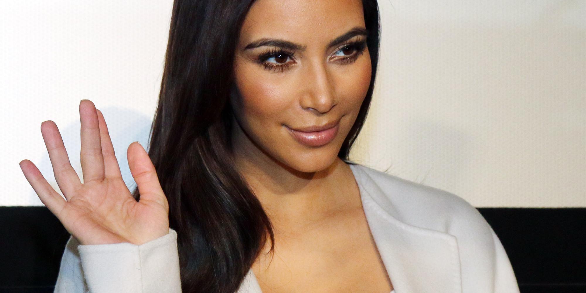 kim kardashian xxx nuda