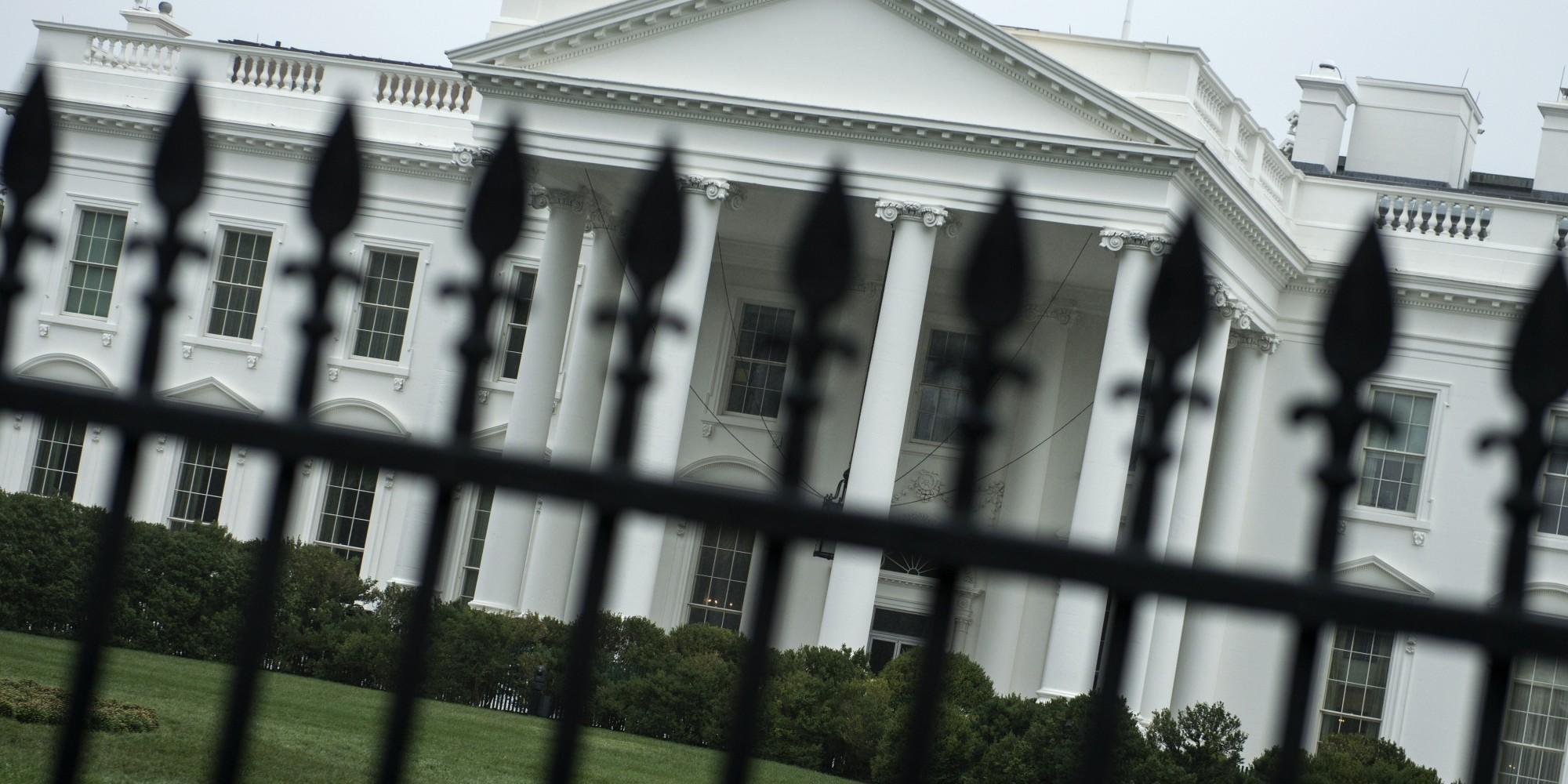 White House Intruder Overpowered Secret Service Officer