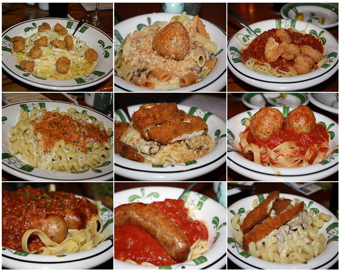 Three Accounts Of What Life Is Like With Olive Garden\'s Never Ending ...