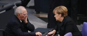Merkel Schuble
