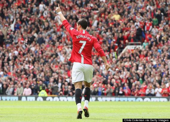 Cristiano Ronaldo To Manchester United 'In 2016
