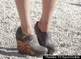 Which 'X Factor' Star Is Putting Their Best Foot Forward?