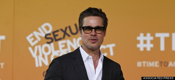 What Do You Buy Brad Pitt As A Wedding Present? Here's The Answer...