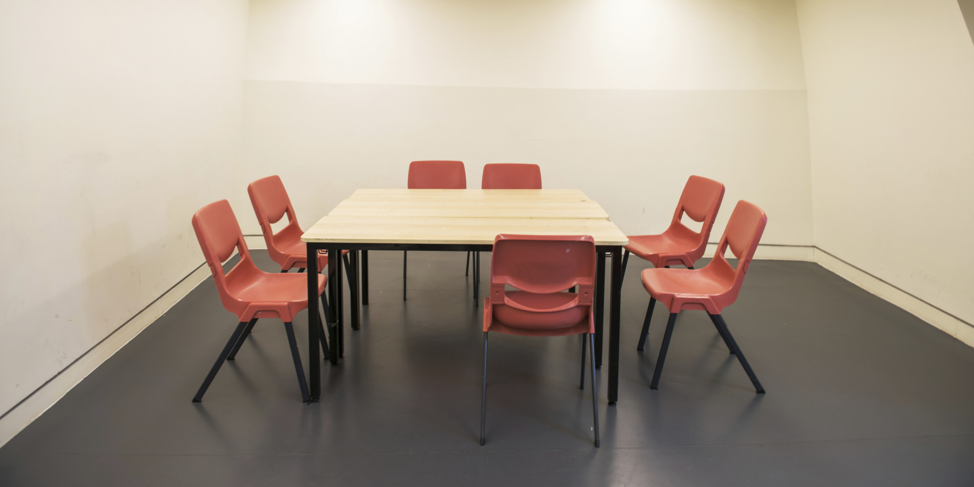 High School Lunch Table Why Teachers Weren 39 T Invited To The Table